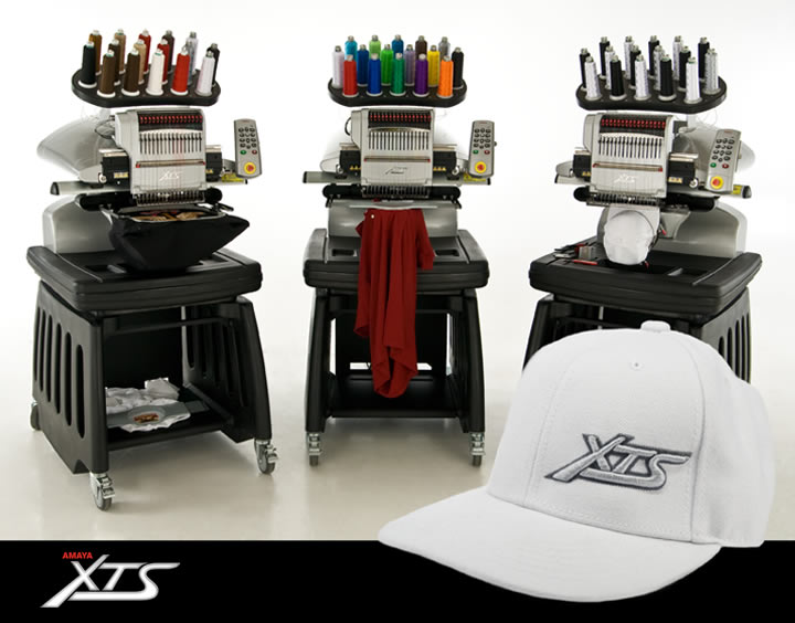 Embroidery Systems Canada  Melco Embroidery Machines