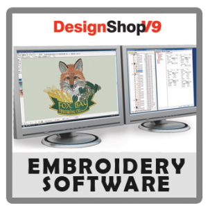 Melco Design Shop Digitizing Software