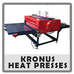 Kronus Heat Presses